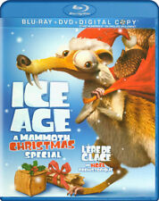 Ice Age: A Mammoth Christmas Special (Blu-ray Disc/DVD, 2011, )
