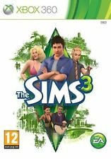 The Sims 3 XBox 360  Excellent - Super Fast Delivery