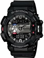 BRAND NEW CASIO G-SHOCK G'MIX Bluetooth Black Watch GShock GBA-400-1A