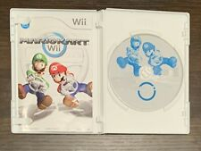 Nintendo Wii White Console Bundle Lot With 7 Games - GameCube Compatible TESTED