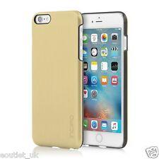 INCIPIO ultra thin Feather Shine Case für iPhone 6s Plus Metallische Gold NEU
