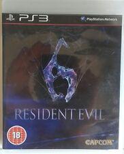 Resident Evil 6. Ps3. Fisico.