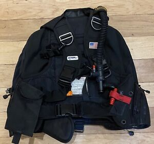Zeagle Ranger BCD Medium Scuba Diving Vest Buoyancy Compensator