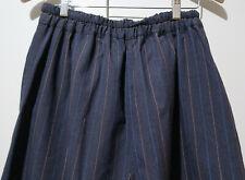 *Vintage Size M Comme Des Garcons Navy Blue Pure Wool Pants