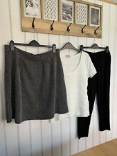 Clothes Bundle Size 16 Smart Workwear Skirt Trousers And Top