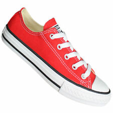 30 Scarpe sneakers rosso per bambini dai 2 ai 16 anni