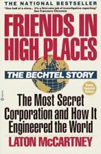 FRIENDS IN HIGH PLACES - MCCARTNEY, LATON - NEW PAPERBACK BOOK
