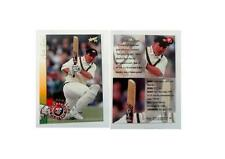 1997/98 Select Official ACB Series 1 Parallel Card P5 Justin Langer