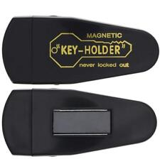 2 Large  Magnetic Hide-A-Key Holder for Over-Sized Keys - Extra-Strong Magnet