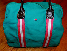 Tommy Hilfiger Duffle Gym Bag Travel Carry-On Overnight Bag (FREE SHIPPING)