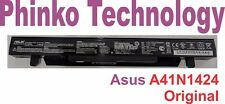 Original Battery For Asus ROG ZX50 ZX50J ZX50JX FX-PLUS GL552J GL552JX A41N1424