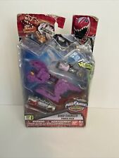 power rangers dino Super charge Series 1  43263 @2015 Very Damaged Box