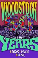 Woodstock 50th Anniversary Photograph by Bob Downs 10x8 Graphic Art Print Poster
