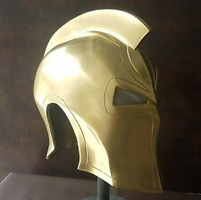 Dr. FATE  Inspired Wearable Prop Helmet not DC COMICS GLOWING LIGHTS RARE