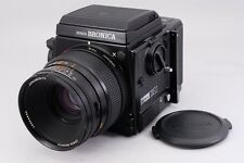 2507#GC Bronica GS-1 Film Camera w/ Zenzanon-PG 100mm F3.5 lens Excellent+++