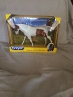 "Breyer Horse Traditional Pony Model ""Smokin Double Dutch"" New In Box And Signed"