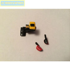 W10376 Scalextric Spare Mirrors & Camera for Lotus Renault Grosjean 2012
