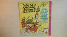 Little Golden Record QUICK DRAW MCGRAW'S PALS 45rpm 1961