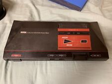 Sega Master System Black Console (NTSC) reflowed Power Switch