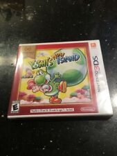 New Yoshi's Island Nintendo Selects 3ds Brand New Factory Sealed