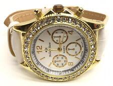 Bella Rose Ladies Rhinestone Wrist Watch