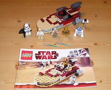 Lego Star Wars 8092 mit Anleitung
