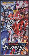 Pokemon Card XY Magma Gang vs Aqua Gang Double Crisis Booster Box CP1 1st Japan