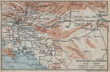 California Antique North America Maps & Atlases