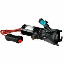 Flojet  18555000A 12 VDC Portable RV Waste Pump - Brand new in original package