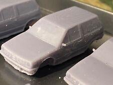 1:76 OO Gauge Volkswagen Polo Mk2 Hatchback Bread Van Model Kit