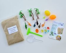 Discovery Kit for Sensory Play (No Box): Dinosaur World