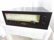 - Sansui TU-719 - sehr gepflegter Vintage Tuner -
