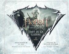 Le Hobbit l'art de la guerre Chronique VI - La Martinière - Livre NEUF