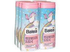 (7,77€/L) Balea ★ Regenbogendusche ★ Limited Edition (6 x 300 ml) Einhorndusche