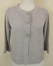 Feine taillenlange Damen-Pullover & -Strickware aus Viskose mit Knöpfen