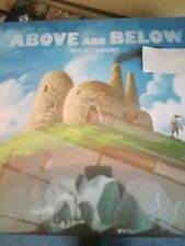 Above and Below - Red Raven Games Board Game New!