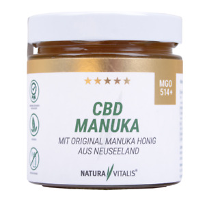 Original Natura Vitalis C+B+D Manuka Honig