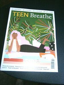 Teen Breathe Magazine Issue 26 (new) 2021