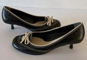 Cole Haan Women Shoe Size 6 B Black Heel Dress Pump