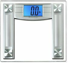 "BalanceFrom BFHA-B400ST High Accuracy Digital Bathroom Scale w/ 4.3"" Display NEW"