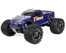 Traxxas - E-Maxx Brushless Edition (Blue)