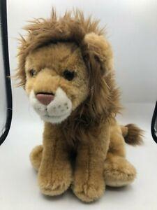 Another Korimco Friend Kingdom Lion Cub Cat Plush Kids Soft Stuffed Toy Animal