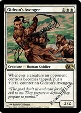 4 Gideon's Avenger - White Magic 2012 m12 Mtg Magic Rare 4x x4