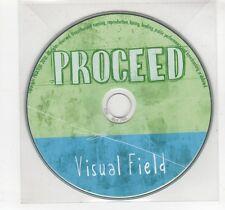 (GN851) Proceed, Visual Field - 2010 DJ CD