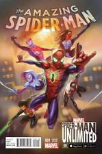 AMAZING SPIDER-MAN #1 UNLIMITED VARIANT 1:25 MARVEL COMICS 2015 NM