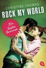 Rock My World - Ein heißer Sommer von Christine Thomas (2015, Taschenbuch)