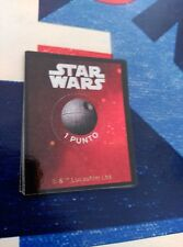 STAR WARS  TOPPS CARREFOUR FORCE ATTAX 1 PUNTO