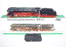 Piko HO 1:87 DEUTSCHE REICHSBAHN BR-01 COIL POWERED STEAM LOCOMOTIVE MIB`80 RARE