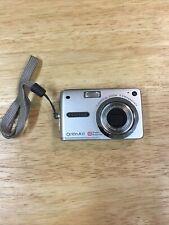 Optio A10  Pentax Digital Camera - Silver 8.0 MP New 16GB SDHC card