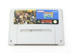 Donkey Kong Country 2 Diddy Kongs Quest - SNES